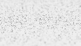 Halbtonmuster Annahme-Kathedrale in Myshkin St?rschubhintergrund Steigungsdesignhintergrund Auszug punktierter Hintergrund blurry lizenzfreie abbildung