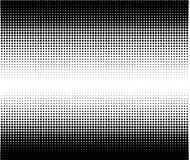 Halbtonmuster Komischer Hintergrund Punktierter Retro- Hintergrund mit Kreisen, Punkte Stockfoto