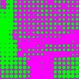 Halbtonpunktmuster Stockbilder