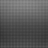 Halbtonsteigungshintergrund Schablonenpunkte in der Pop-Arten-Art lizenzfreie abbildung