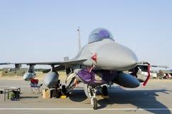 Halcón de la lucha F-16 Fotos de archivo libres de regalías
