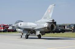 Halcón de la lucha F-16 Foto de archivo