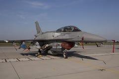 Halcón de la lucha F-16 Imagen de archivo