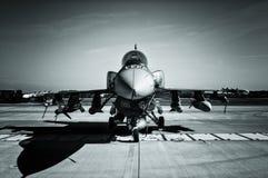 Halcón de la lucha F-16 Imagen de archivo libre de regalías