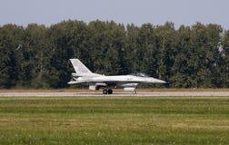 Halcón de la lucha F-16 Foto de archivo libre de regalías
