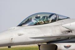 Halcón de la lucha F-16 Fotos de archivo