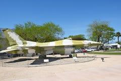 Halcón que lucha de F-16N Foto de archivo