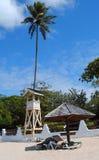 Halcyon Beach St Lucia Stock Photos