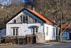 halden дом старая Стоковые Фото