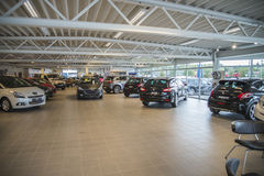 Halden auto a/s, from the exhibition Stock Image