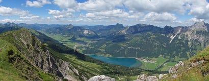 Haldensee - Österreich Lizenzfreie Stockfotografie