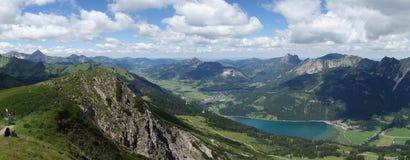 Haldensee - Österreich Lizenzfreies Stockbild