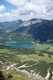 Haldensee - Österreich Lizenzfreies Stockfoto