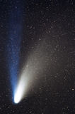 Hale Bopp Comet Royalty Free Stock Image