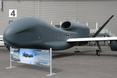 HALE Enterprise Euro Hawk Drone Image stock