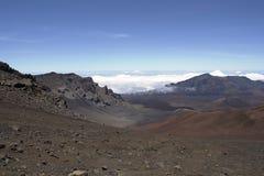 Haleakala Στοκ Εικόνα