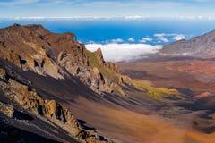 Haleakala Στοκ Εικόνες