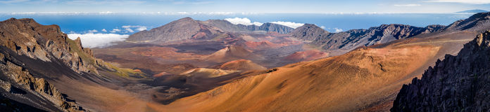 Haleakala Stock Photo