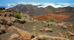 Haleakala Afternoon, Maui Royalty Free Stock Photography