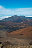 Haleakala crater Royalty Free Stock Photography