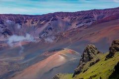 Haleakala Crater stock photos