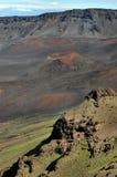 Haleakala Crater - Maui Royalty Free Stock Images