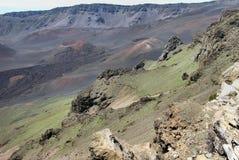 Haleakala Detail Stock Image