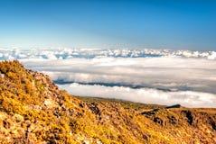 Haleakala - Maui, Hawaï images libres de droits