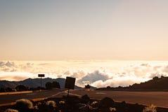 Haleakala - Maui, Hawaii Stockfoto