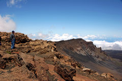 Haleakala National Park Royalty Free Stock Image