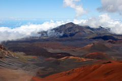 Haleakala National Park Royalty Free Stock Photo