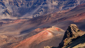 Haleakala National Park Royalty Free Stock Images