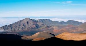 Haleakala Volcano Crater Royalty Free Stock Photography