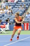 Halep Simona en el US Open 2015 (35) Fotografía de archivo