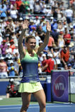 Halep Simona Rogers Cup (149) Royalty-vrije Stock Afbeelding