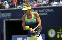 Halep Simona Rogers Cup (34) Royalty Free Stock Photo