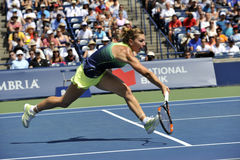 Halep Simona Rogers Cup (37) Imagens de Stock Royalty Free