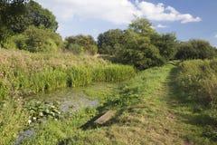 Halesworth Millennium Green, Suffolk, England Stock Photo