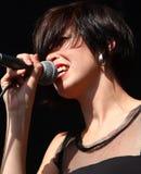 Haley Mary du Jezabels Images libres de droits