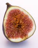 Half A Fig Royalty Free Stock Images