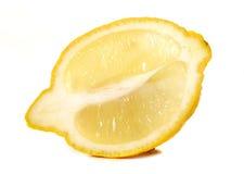 Half A Lemon Stock Image