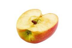 Half An Apple Royalty Free Stock Photography