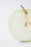 Half an apple Stock Photos