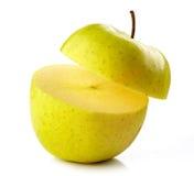 Half apple Royalty Free Stock Image