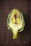 Half artichoke Royalty Free Stock Image