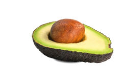 Half avocado Royalty Free Stock Images