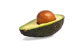 Half avocado Stock Image