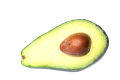 Half avocado Royalty Free Stock Photos
