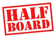 HALF BOARD Stock Image