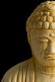 Half Buddha Stock Images
